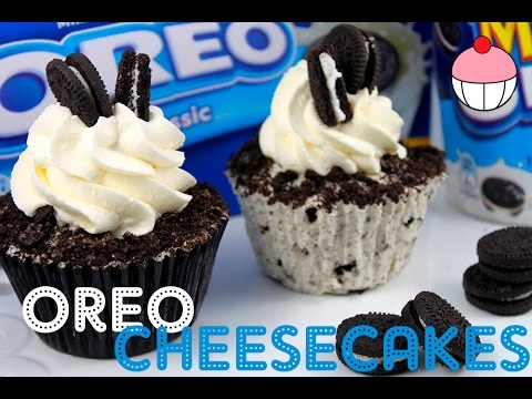 How to Make Delicious Oreo Cheesecake Cupcakes (EASY STEPS)