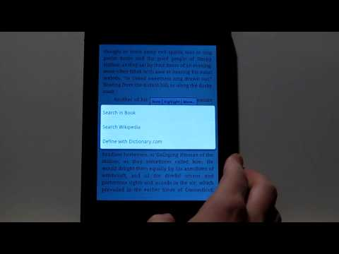 Pandigital Planet Android Tablet with Kindle App Review