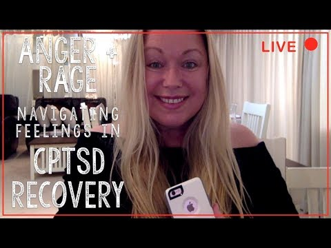 Anger/Rage: Navigating Feelings During CPTSD Recovery