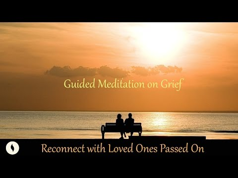 Reconnect with Loved Ones Passed On Guided Meditation and Healing Hypnosis (Grief Support)