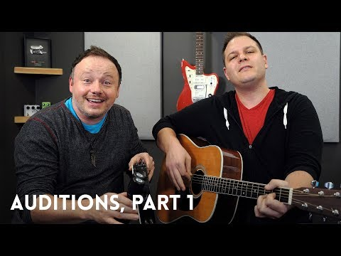 Auditions, Part 1: How to audition people for your worship team // Worship Leader Wednesday