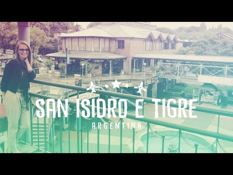 SAN ISIDRO E TIGRE, ARGENTINA