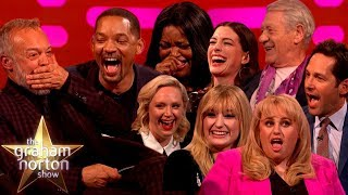 The Best of Season 25 On The Graham Norton Show | Part One