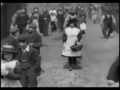 BRITISH DRESS CULTURE in 1900s