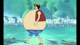 Luffy's fat