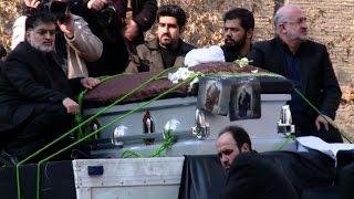 Iran: une foule importante aux funérailles de Rafsandjani