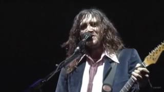 John Frusciante 'In Ear' Monitor at Fuji Rock Festival 2006