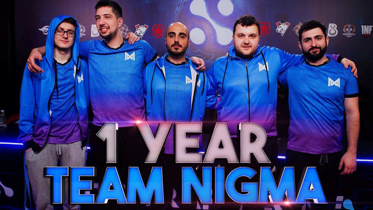 Year One Team Nigma - Anniversary MOVIE