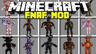 Minecraft FIVE NIGHTS AT FREDDY