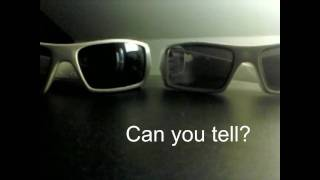 Oakley Crankshaft Vs Fuel Cell