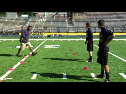 Football Zone Offense Drills