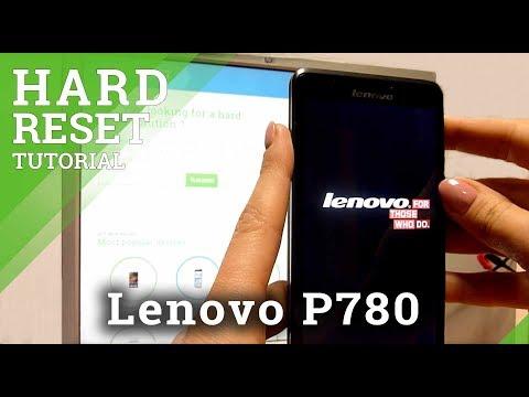 Hard Reset Lenovo P780