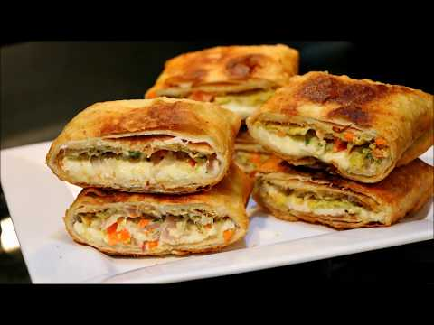 How TO Make Bread Omelette Sandwich Box English translation (in description box