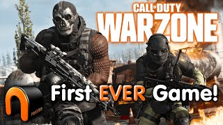 Call of Duty WARZONE First EVER Game! Fun With Misbah