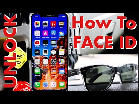 How To Face ID Unlock iPhone X With Any Sunglasses