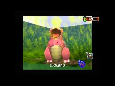 How To Find Slowbro in Pokémon Snap
