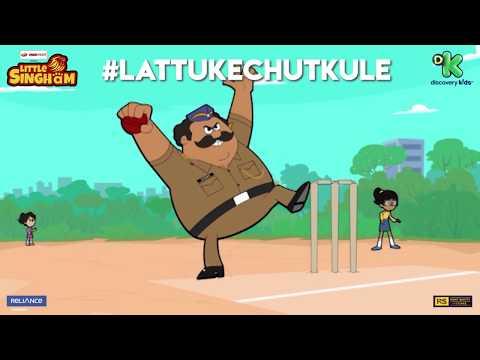 Best of Lattu Moments   LittleSingham   Discovery Kids   Kids Cartoon