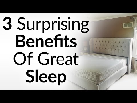 3 Amazing Benefits Of Better Sleep | How Rest Affects You Mentally Emotionally & Physically