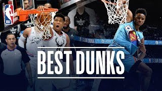 The Best Dunks From 2019 NBA All-Star Weekend!