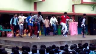 St Charles School BHATGAON  Dance 2016