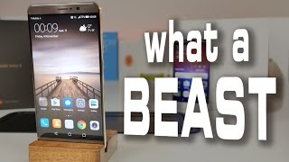 Huawei Mate 9 Review - The Best Smartphone 2016 ?!