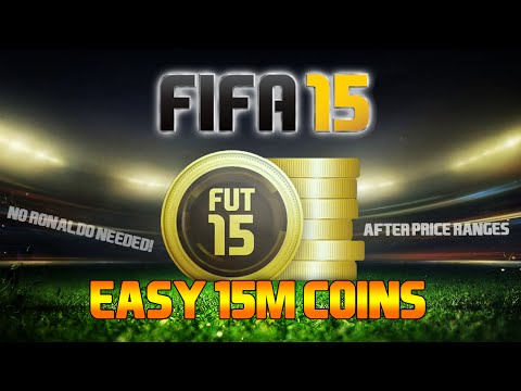 FIFA 15 - GET 15 MILLION *NO EXPENSIVE PLAYERS!*