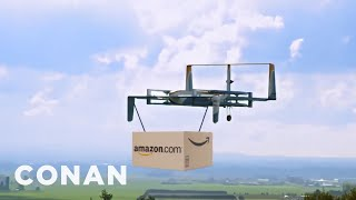 Conan Tests Amazon