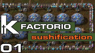 Factorio 0 17   Back To Basics Ep 35   Rocket Launch and