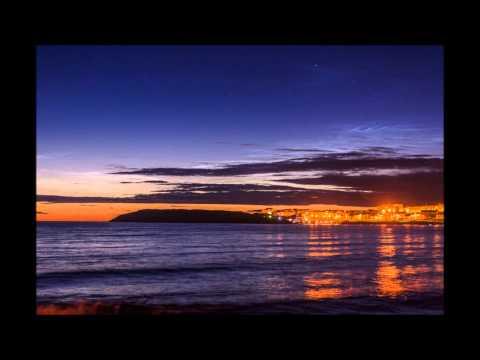 Noctilucent clouds over Portrush