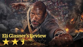 Skyscraper review: the new formulaic action romp from Dwayne Johnson