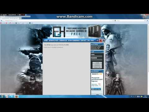 How to: Create your Call of Duty 2 server