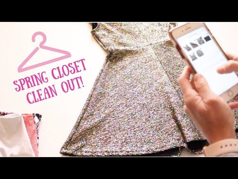 Spring Closet Clear Out & Refresh | Poshmark