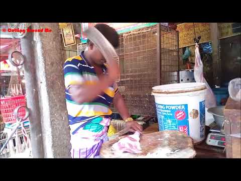 Amazing Goat Meat Processing skills | Morning Fresh Goat Meat Fillet | Goat Meat Shop