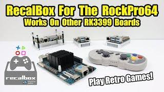 rock64 recalbox Videos - 9tube tv