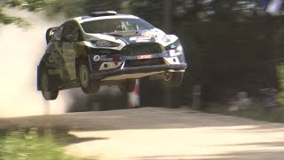 Rally Estonia 2018: Highlights of first day stages