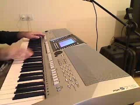 Yamaha PSR Styles and Voices Oriental, Kavkaz, Armenian