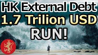 [Ray Regulus] HKD de-pegging! Hong Kong 1.7 trillion USD Debt Banking Crisis!