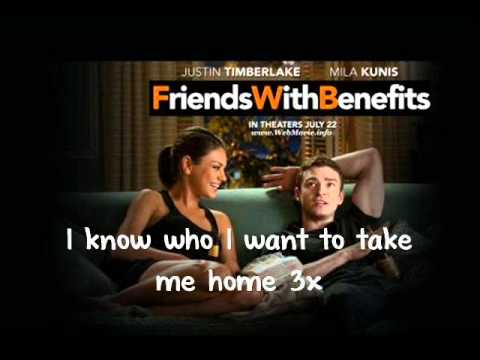 Closing Time - Semisonic Lyrics on Screen (Friends with Benefits OST)