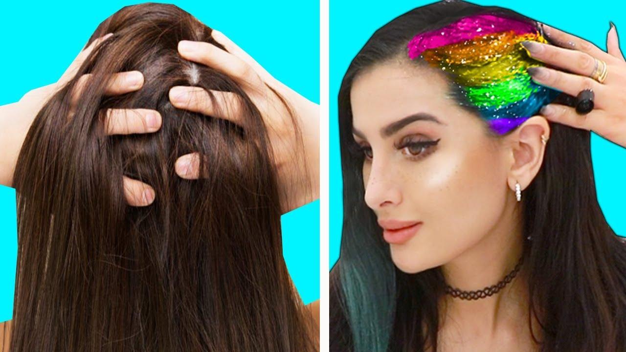 AMAZING HAIR HACKS that actually WORK