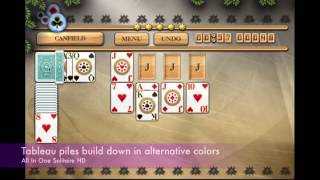 How To Play Canfield Solitaire - Pandora's Solitaire Collection (download new version)
