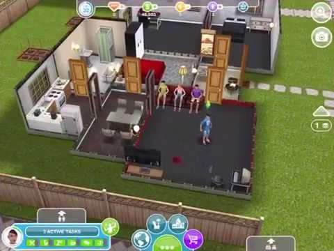 Sims Freeplay Adoption!