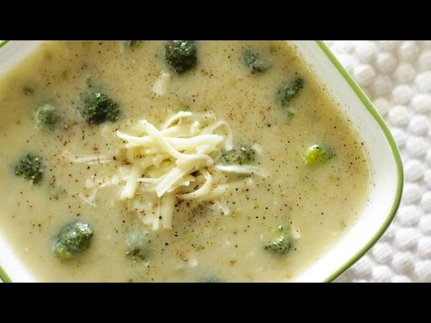 Potato and Broccoli Soup | Healthy Soup Recipe | Easy Soup Recipes | Kanak's Kitchen