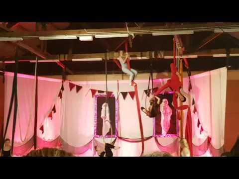 Cirque de spook performance