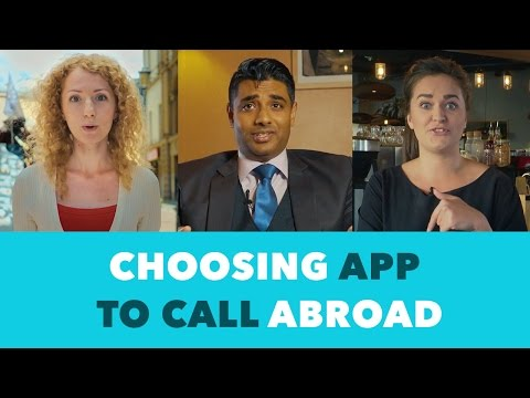 How to Choose the RIGHT App to Call Abroad - Yolla