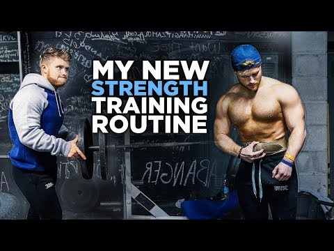 How I'm Training To Get Super Strong (Road to 405 lb Bench) | What Happened at the Arnold??