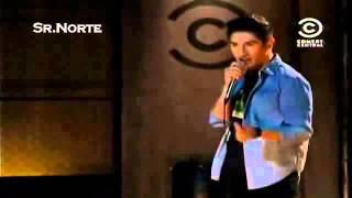 Daniel Sosa-Comedi central Stand Up