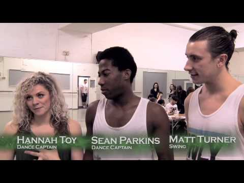 Wicked The Musical Open Auditions