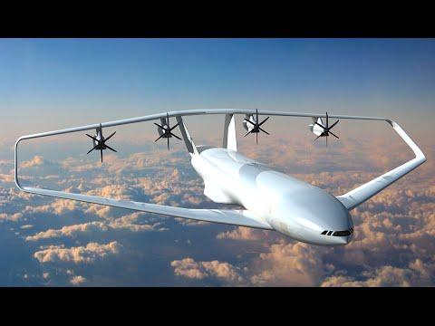 NASA High Technology Aviation Breakthrough     (Full Documentary)