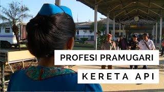 NET JABAR - PROFESI PRAMUGARI KERETA API