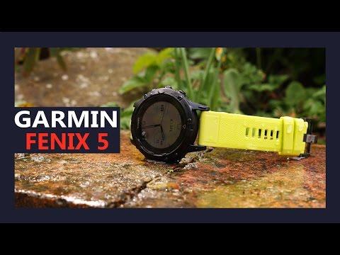 Five reasons to buy Garmin Fenix 5
